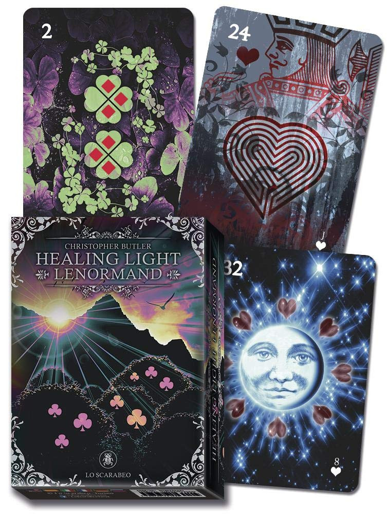 Healing Light Lenormand: Amazon.es: Christopher Butler ...