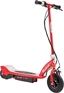 Razor E100 Electric Scooter, Red