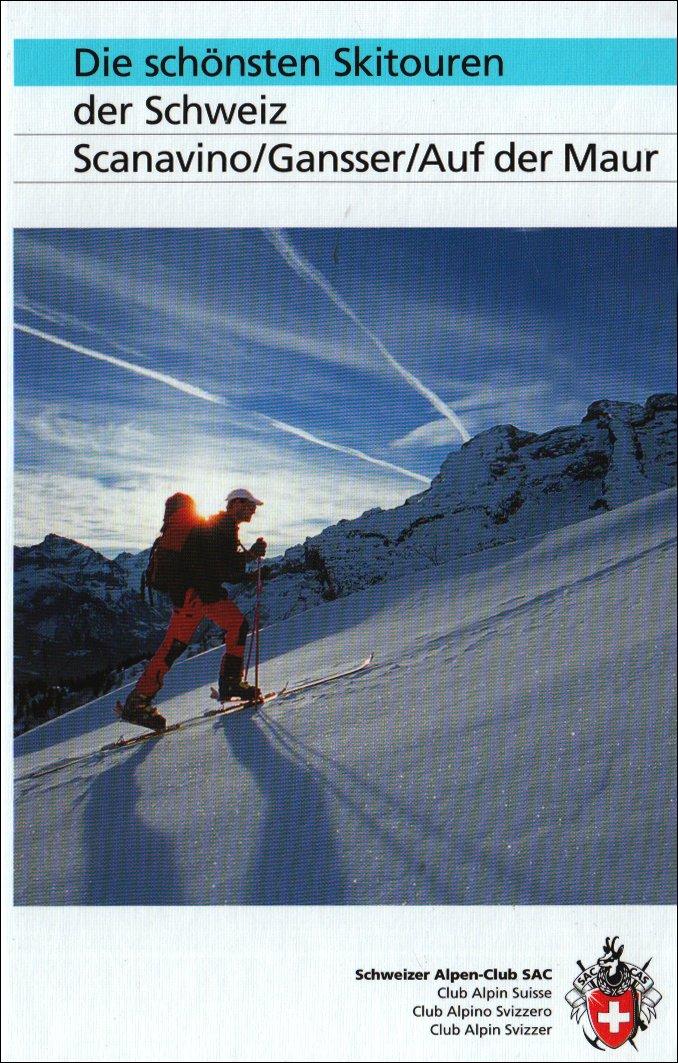 Die schönsten Skitouren der Schweiz: Ausgewählte Routen des gesamten Schweizer Alpen- und Voralpengebietes (Skitourenführer) (Niederländisch) Taschenbuch – 2003 Fabrizio Scanavino Fritz Gansser Willy auf der Maur 3859022156