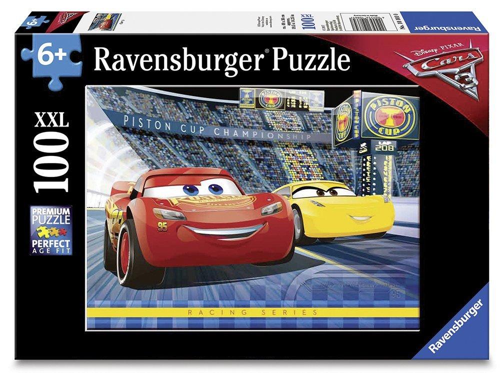 Ravensburger Disney: Cars 3-100 Piece Puzzle 10851