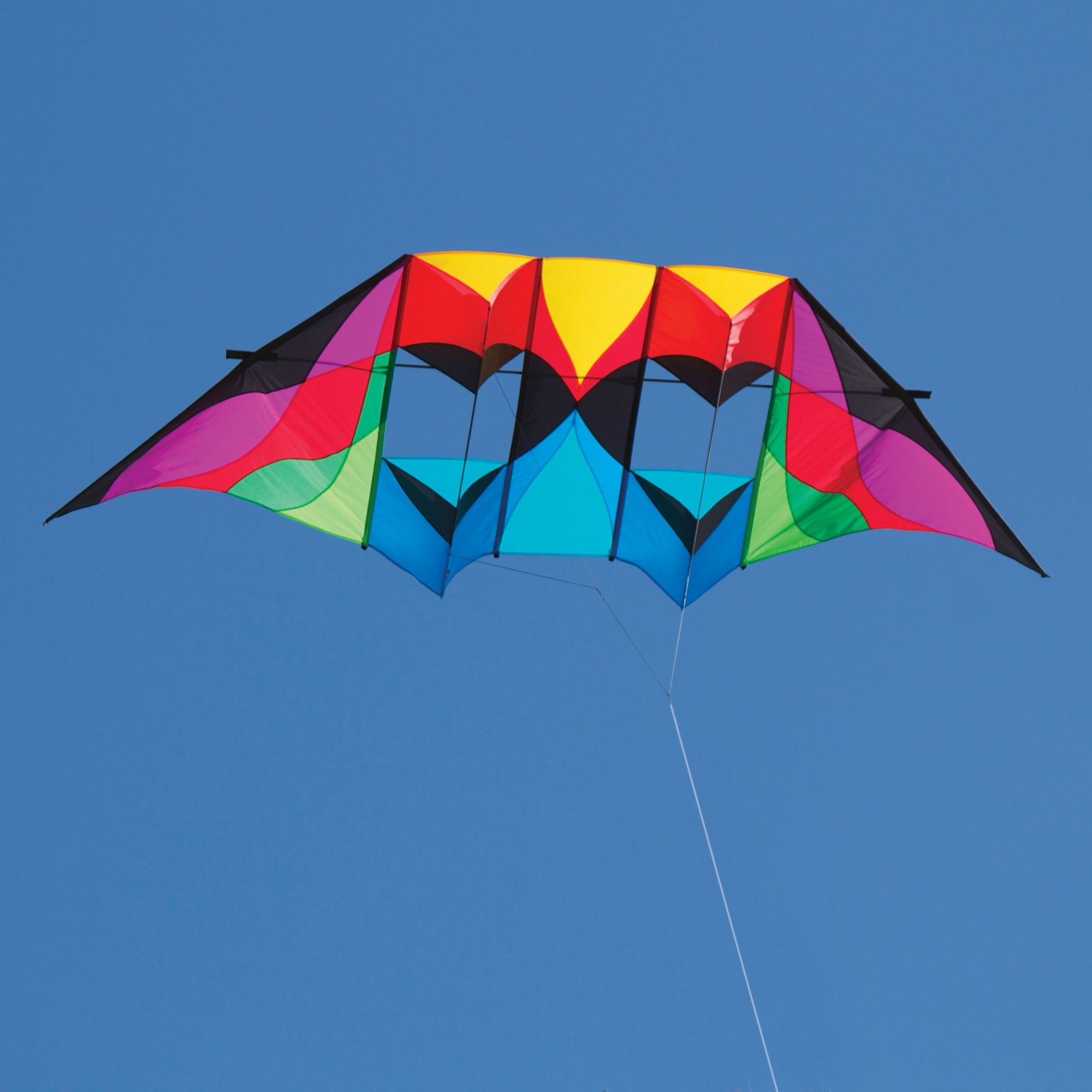Into The Wind Stratosphere Double Delta Conyne Kite by Into The Wind