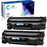 LxTek Compatible Toner Cartridge replacement for Canon 137 CRG137 9435B001AA to use with ImageClass D570 LBP151dw MF232w…