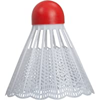 Hudora 76051 Volano da badminton, confezione da 6