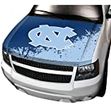 ProMark NCAA North Carolina Auto Hood Cover, One