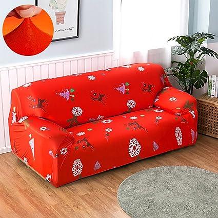 Sofá manta sofa elástico funda de sofá Stretch portadas ...