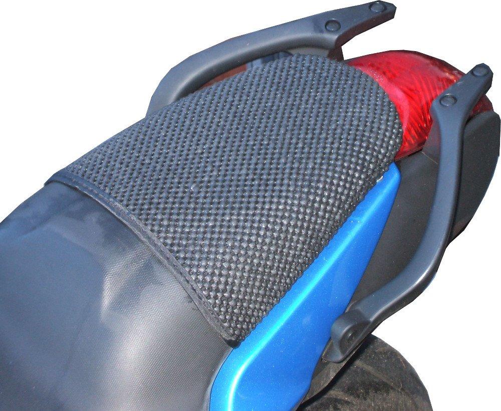 BMW K1300R (2009-2015) TRIBOSEAT COPRISELLA PASSEGGERO ANTISCIVOLO NERO ADVANCED SEATING TECHNOLOGY LIMITED