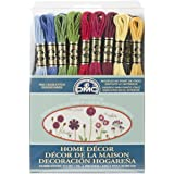 DMC Embroidery Floss Pack 8.7 Yards-Home Decor 36/Pkg