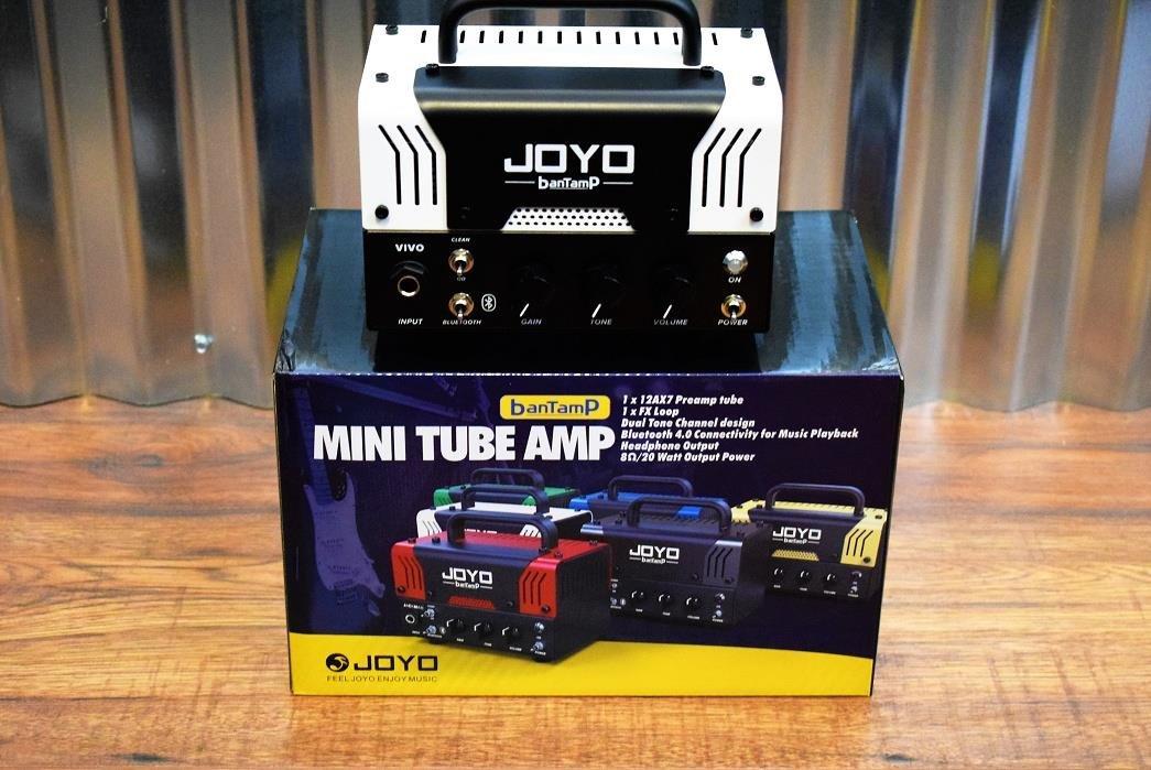 Joyo Bantamp Vivo Mini 20 Watt Hybrid Tube Bluetooth Amplifier