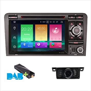 Android 8 0 Car stereo for Audi RS3 Sportback GPS: Amazon co uk