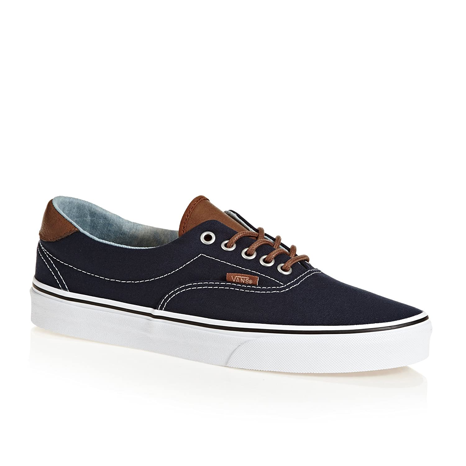 Vans Era 59 B074H94P9R 8.5 M US Women / 7 M US Men|(C&l) Dress Blues/Acid Denim