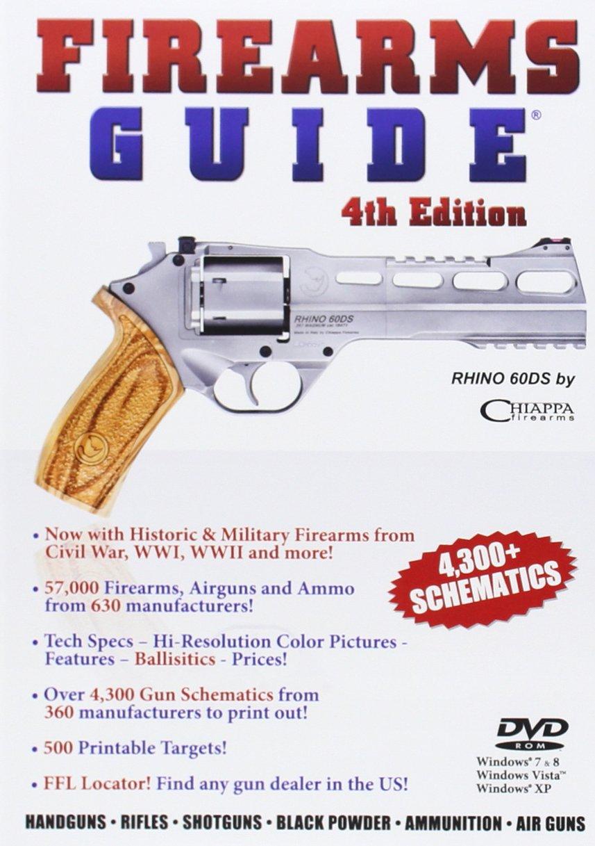 Firearms Guide 4300 Schematics 9780985305437 Inc Pump Action Shotgun Diagram Impressum Media Books