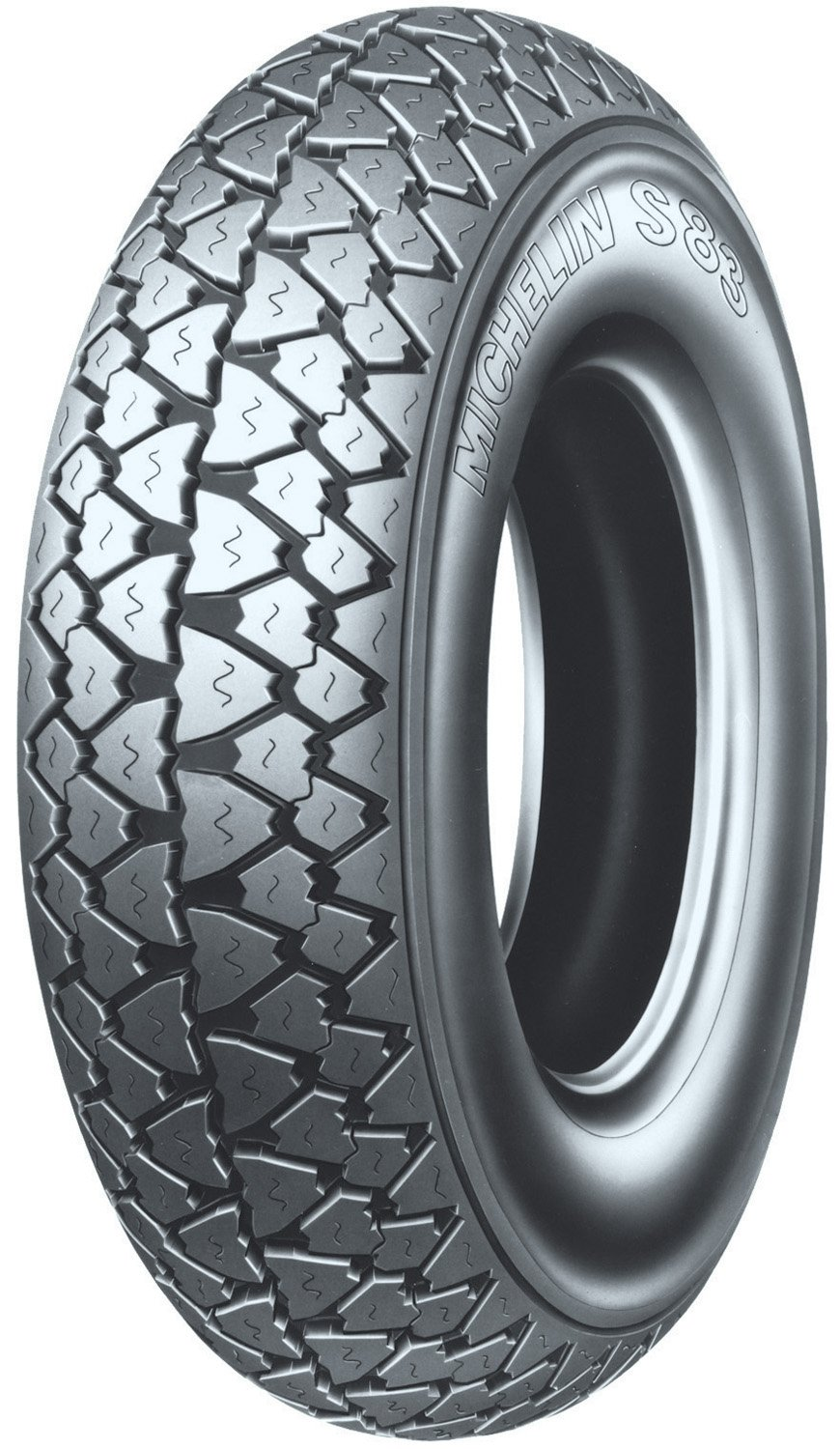 Michelin S83 Utility Scooter Tire Front/Rear 3.50-10 by MICHELIN