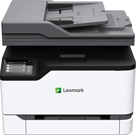 Lexmark MC3224adwe Color Multifunction Laser Printer with Print, Copy, Fax, Scan and Wireless Capabilities, Two-Sided Printing with Full-Spectrum ...