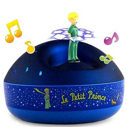 Frozen Elsa - Figura de baile 200 estrellas con proyector musical ...