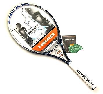 Head Youtek Graphene Instinct 230203 - Raqueta de tenis, G3: Amazon.es: Deportes y aire libre