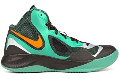 new arrival 9818e d7674 NIKE Zoom Hyperfranchise XD Mens Basketball Shoes 579835-300 Sport  Turquoise 10.5 M US