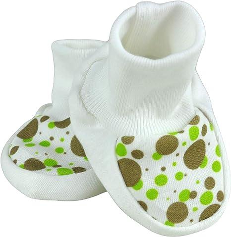For Babies – Calcetines de bebé para niños y niñas – 100% algodón orgánico – Fabricado en la UE verde Grüne Bubbles: Amazon.es: Bebé