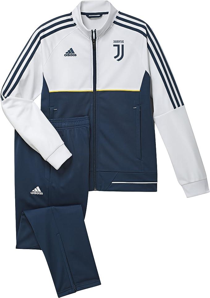 adidas Juve PES Suit Y Chándal Línea Juventus de Turín, Niños ...