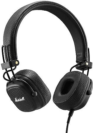 Marshall Major III On-Ear Headphones (Black) (4092182)