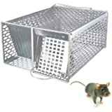 ROCKBIRDS Mouse Trap - Continuous Mouse Traps, Humane Mouse Trap That can Catch Many Mice at The Same Time,Reusable for…