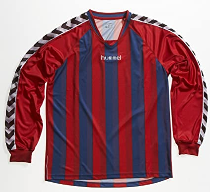Amazon.com  Hummel Mens sport athletic jersey soccer running Bee ... 19cc72dc9
