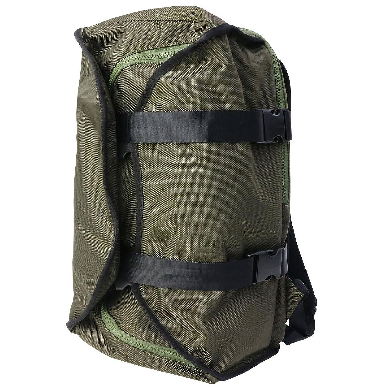 [ロリンザ] バックパック Doublestrap Backpack Blacklo-stn-bp01 B01HCFM5EEカーキ