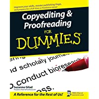 Copyediting & Proofreading for Dummies (For Dummies Series)