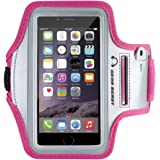 [Apple iPhone 6s Armband] Gear Beast Deluxe [Sport Gym Bike Cycle Jogging Running Walking] Armband fits iPhone 6 (4.7 Inch) & Samsung Galaxy S6 Edge & Galaxy S6 / S5 / S4 & More