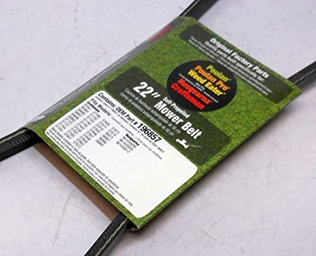 Amazon.com: Craftsman 196857 Lawn Mower Terreno Cinturón de ...