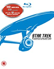 Star Trek: Stardate Collection - Movies 1-10 [1979] [Region Free]