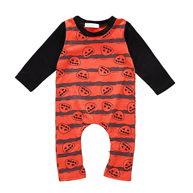 8a5a898fb Amazon.com  Bebogo Infant Toddler Baby Boys Girls Halloween Bodysuit ...