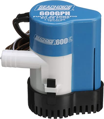 Nuova Rade 12V 600gph Submersible Automatic Boat Bilge Pump
