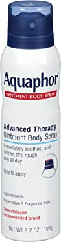 Aquaphor Advanced Therapy Ointment Body Spray 3.7 Ounce