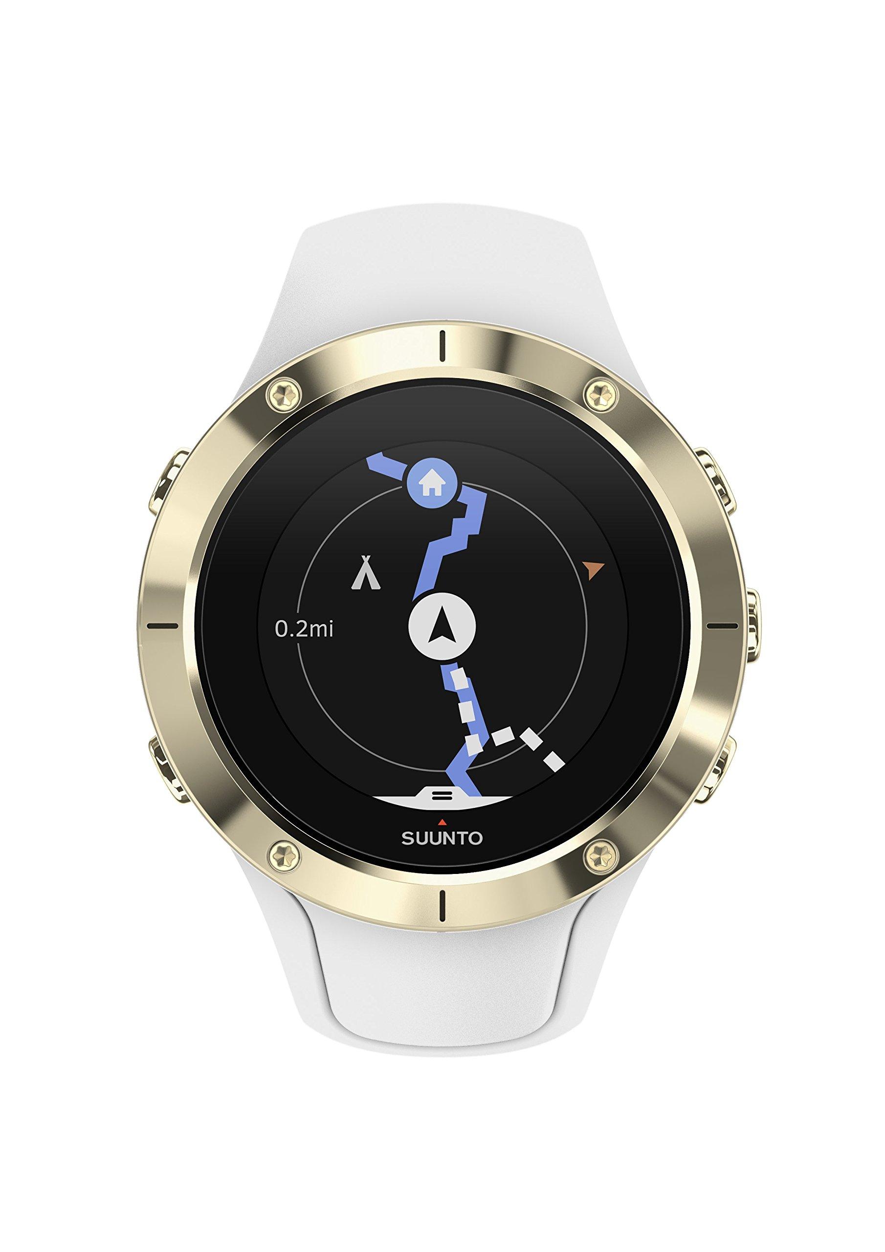 Suunto Spartan Trainer Wrist HR Multisport GPS Watch (Gold) by Suunto (Image #12)