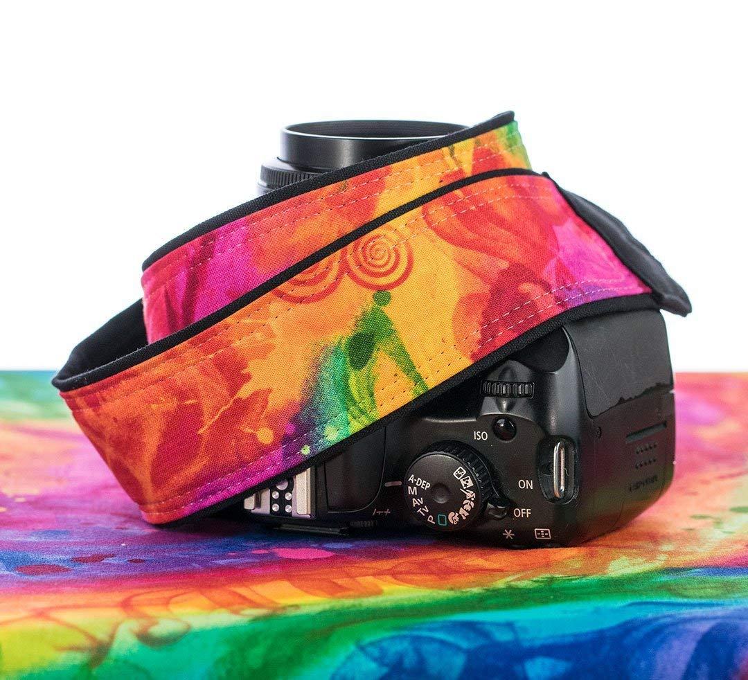 Rainbow Camera Strap 286, Fits dSLR, SLR or Mirrorless Cameras
