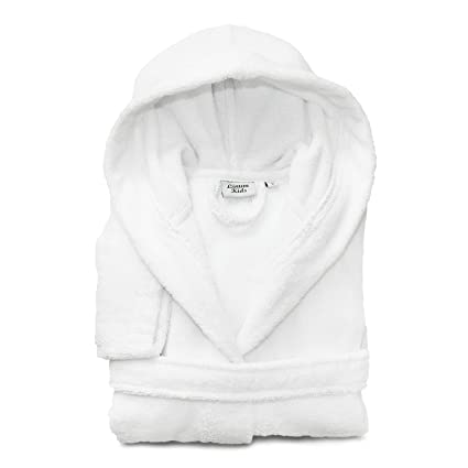 Image Unavailable. Image not available for. Color  Linum Kids Luxury Children s  Hooded Bathrobe ... 43674f5c4