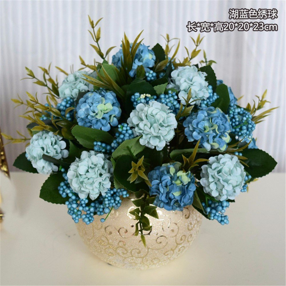 Situmi Artificial Fake Flowers Simulation Silk Flower The