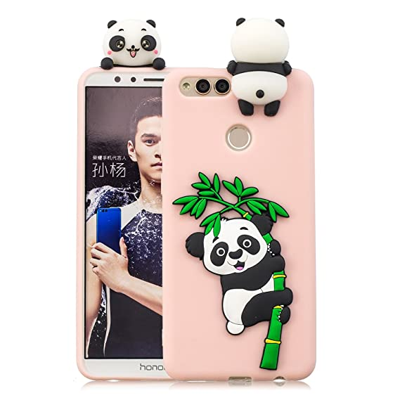 brand new 6aff7 2c21d Amazon.com: Huawei Mate SE case, Huawei Honor 7X case, DAMONDY 3D ...