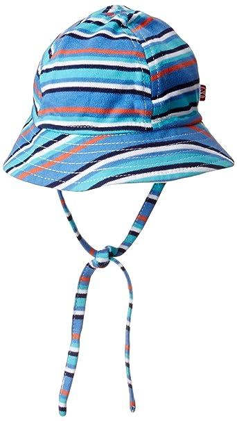 6ffd79a71e5 Amazon.com  ZUTANO Primary Stripe Sun Hat  Clothing