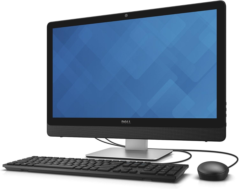 "Dell Inspiron 24 5000 5488 AIO - 23.8"" FHD Touch - Core i7-7700T - 12GB - 1TB HDD - Silver"