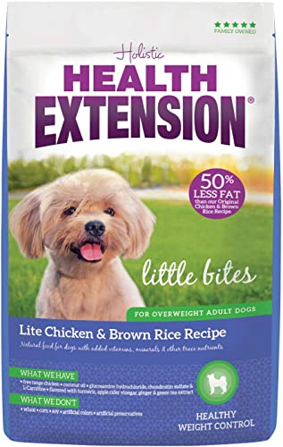 Health Extension Little Bites Lite Chicken Brown Rice Recipe