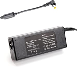Laptop Charger AC Adpater Power Supply Cord Plug for Sony Vaio Fit Flip 15e, 15a, Svf15a16cxb, Svf15n17cxb, Svf14n11cxb, Svf14n13cxb, Svf14n13cxs; Sony Vaio E11, E14, E15, Pro, Sve11125cxw