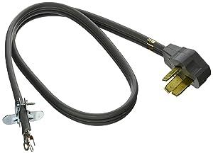 Whirlpool PT220 4-Feet 3 Wire 40-Amp Range Power C