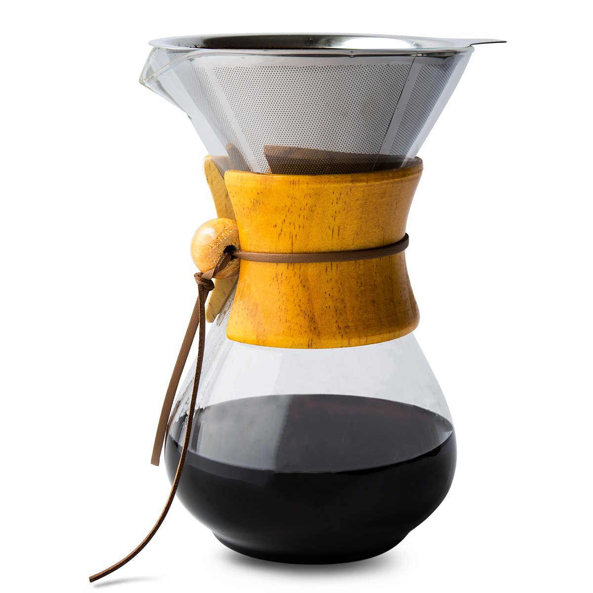 Comfify Pour Over Coffee Maker Review