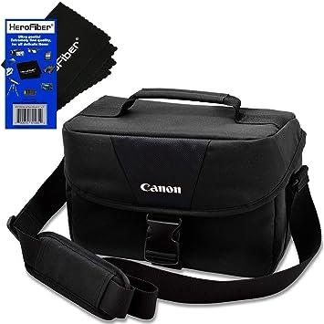 Amazon.com: Canon bien acolchado Compact Multi compartimento ...