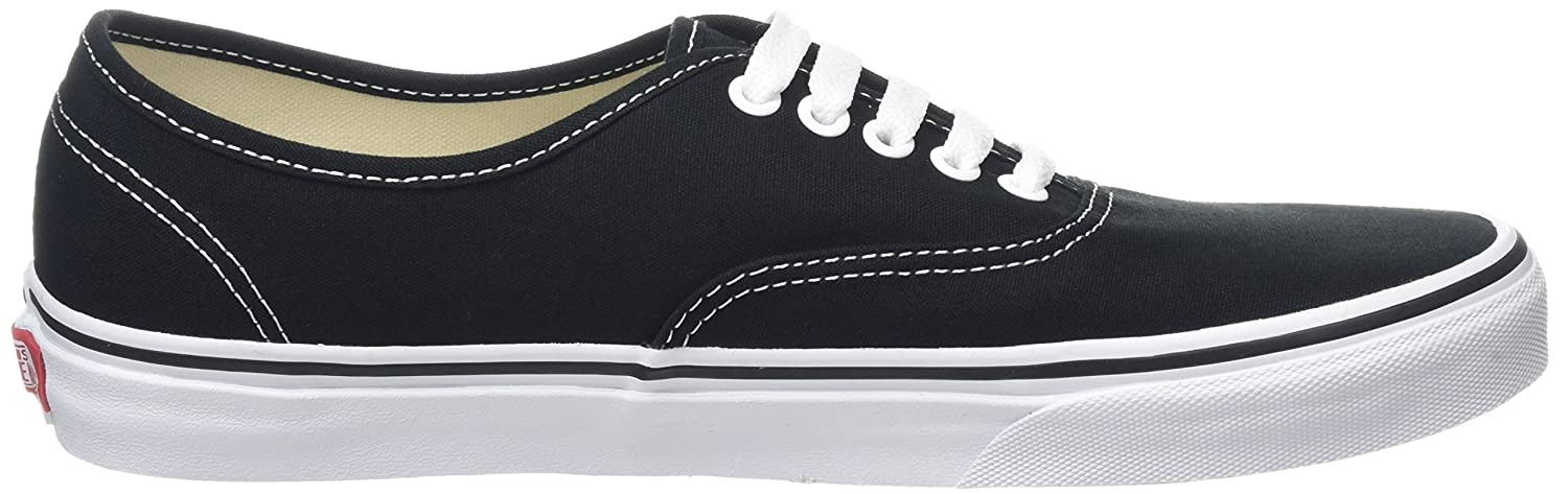 Vans Herren B071J7X3CK Authentic Core Classic Sneakers B071J7X3CK Herren 2.5 M US Little Kid|Black e00903