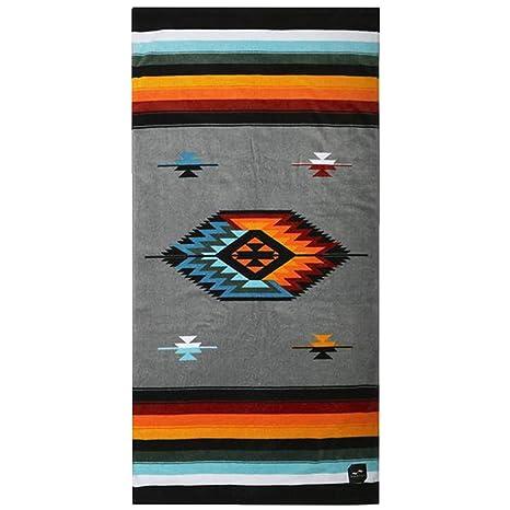 Slowtide Gato Beach Towel, Ash, One Size