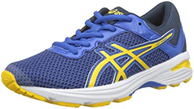 740d1e5a5cd4 ASICS Unisex Kids  Gt-1000 6 Gs Competition Running Shoes  Amazon.co ...