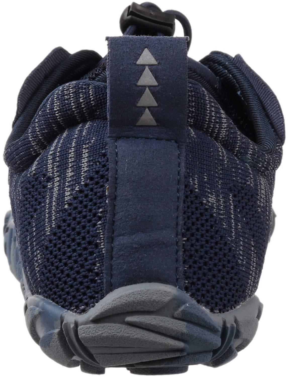 WHITIN Men's Cross-Trainer | Barefoot & Minimalist Shoe | Zero Drop | Wide Toe Box | Five Fingers | Gym Fitness Workout Trail Running | Male Blue | Size 8 by WHITIN (Image #4)