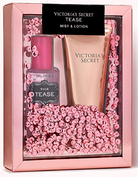 fd87885d90075 Buy Victoria's Secret Noir Tease 2 Piece Gift Set Body Lotion Body ...